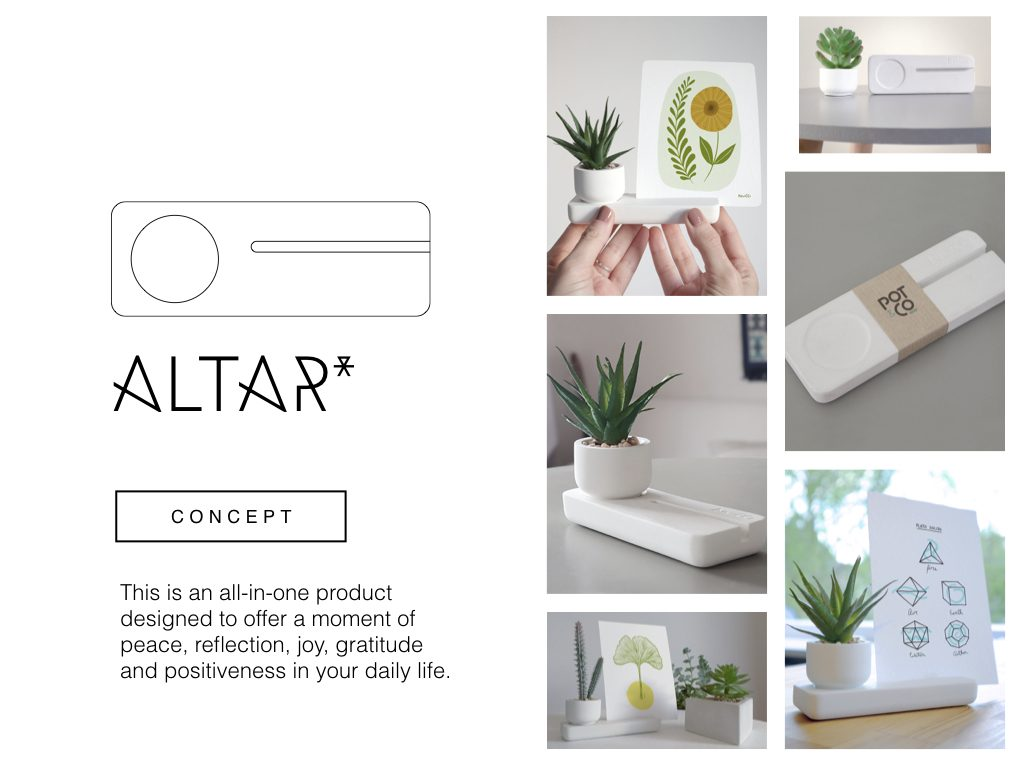 Altar - Pot&Co by Nucci