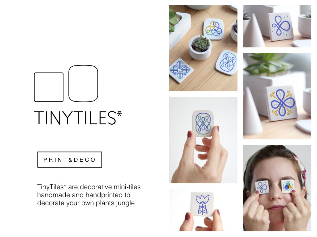 TinyTiles - Pot&Co by Nucci