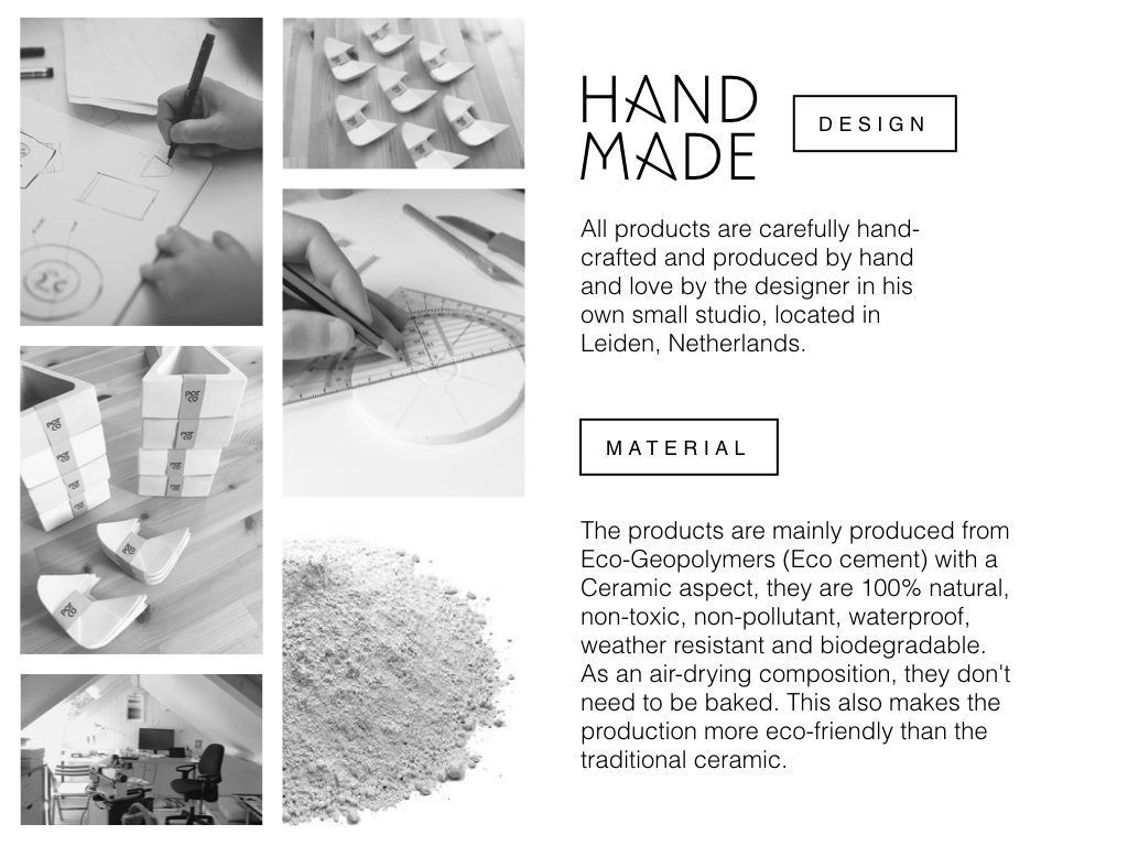 Handmade - Pot&Co by Nucci